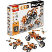 Engino inventor 50 modelli motorizzato