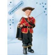 D'Artagnan costume 7/8 Anni