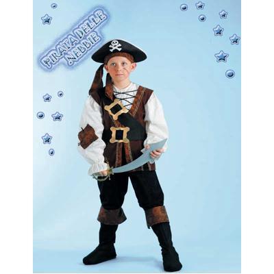 Costume Pirata Delle Nebbie tg. 5/6 anni