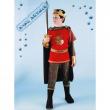 Costume King Arthur 5/6 anni