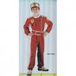 Costume pilota F1 9/10 anni