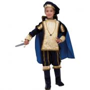 Principe Lorenzo costume 9/10 anni