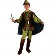 Robin hood costume 3/4 anni