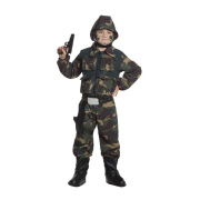 Special Force costume