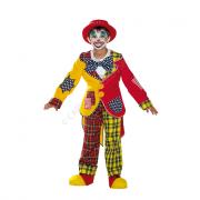 Clown pasticcione costume