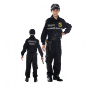 Forensic agent costume