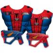 Spiderman Mega Laser Set 2 pistole e 2 corazze