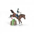 Set da equitazione concorso completo Schleich