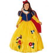 Biancaneve costume 5/6 anni
