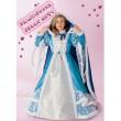 Costume Principessa delle Nevi tg. 9/10 anni