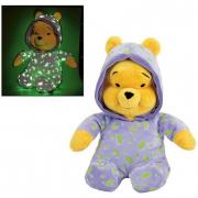 Winnie the Pooh brilla nella notte peluche