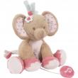 Carillon rosa elefante