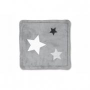 Tappeto softy stary grigio 100x100 cm.