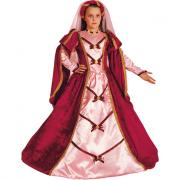 Juliet costume 3/4 anni
