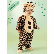 Costume Giraffa tg. 1/2 anni