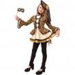 Miss Rococò costume 7/8 anni