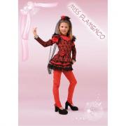 Miss Flamenco costume 5/6 anni