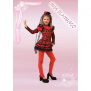 Miss Flamenco costume 7/8 anni