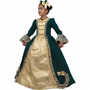 Gran Dama di Venezia costume 3/4 anni