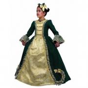 Costume Dama di Venezia 9/10 anni
