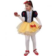 Biancaneve costume 7/8 anni