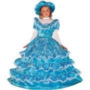 Lady Margaret costume 5/6 Anni