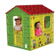Casetta gioco in plastica da giardino