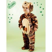 Tigre costume 2/3 anni