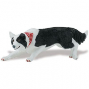 Cane Border Collie cm. 12.5 Safari Ltd