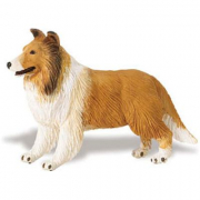 Cane Collie cm. 10 Safari Ltd