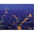 Parigi in notturna 2000 pezzi