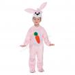 Coniglietta costume 2/3 anni