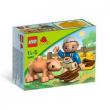 5643 Lego Duplo Il maialino Piggy da 1,5 anni - 5 anni