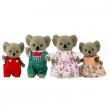 Famiglia Koala Sylvanian Families