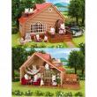 Casa di campagna Sylvanian Families