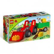 5647 Lego Duplo Trattore e rimorchio 2 anni - 5 anni