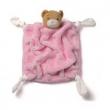 Orsetto fazzoletto plume rosa Kaloo cm. 25