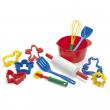 Set formine e accessori cucina giocattolo