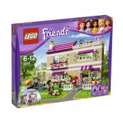 3315 Lego Friends - La Villetta di Olivia 6-12 anni