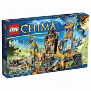 70010 Lego Chima - Il Tempio CHI dei Leoni 8-14 anni