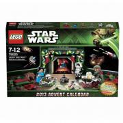 75023 Lego Star Wars Calendario dell'Avvento 7-12 anni