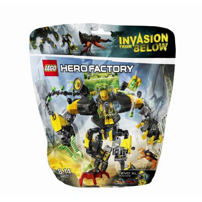 44022 Lego Hero Factory - Evo XL Machine 8-14 anni