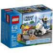 60041 Lego City Caccia al ladro 5-12 anni