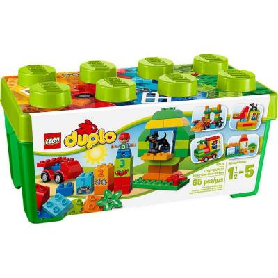 10572 Lego Duplo Scatola costruzioni Tutto-in-Uno 1/2-5 anni