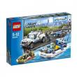 60045 Lego City Gommone della Polizia 5-12 anni