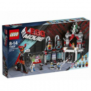 70809 Lego Movie - Il Covo malefico di Lord Business 8-14 anni