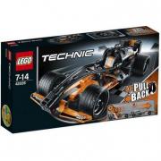 42026 Lego Technic Black Champion 7-14 anni