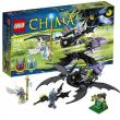 70128 Lego Chima Il Pipistrello D'assalto Di Braptor 7-14 anni