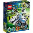 70131 Lego Chima Il lanciarocce di Rogon 8-14 anni