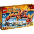 70146 Lego Chima Il Tempio di fuoco 9-14 anni